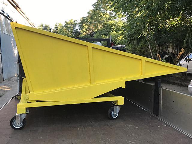 Containere depozitare sau basculante